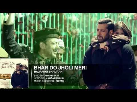 Bhar Do Jholi Meri Ya Muhammad Full Kawali From Bajrangi Bhaijaan Audio By Adnan Sami.