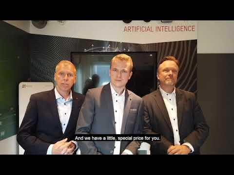 Download Visit Hikvision at Danish Security Fair 2019