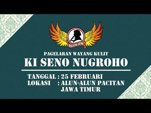 #LiveStreaming KI SENO NUGROHO - PANDU SWARGO