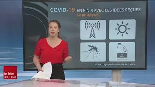 COVID-19 : Complot et technologie 5G