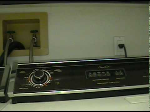 1990 Whirlpool Dryer Part1 Intro Youtube