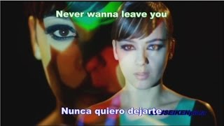 Скачать LES COLLINES Never Leave You Alizée Subtitulos Español Frances Ingles