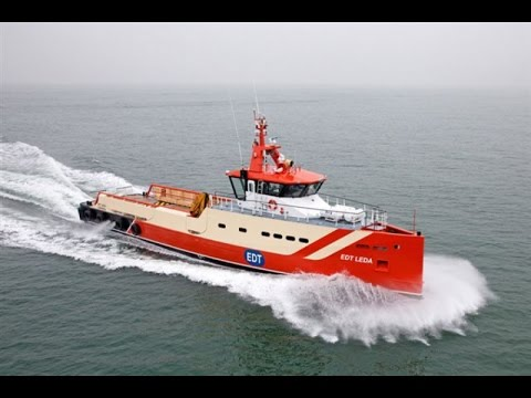 "M/V ""EDT LEDA"" – Fast Crew / Supply Boat"