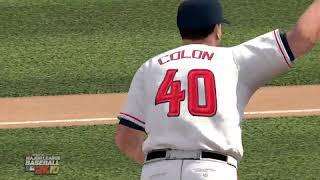 MLB 2K10 PC Gameplay - New York Yankees vs Sultanes de Monterrey