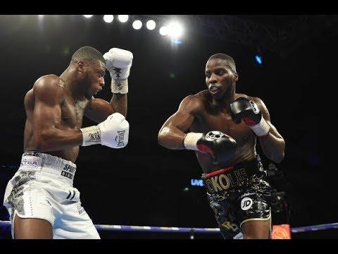 Lawrence Okolie vs Isaac Chamberlain