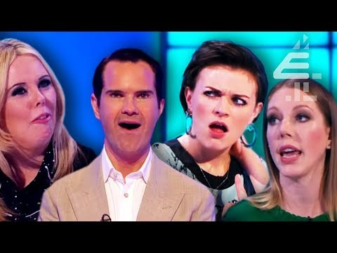 BEST Bits from Katherine Ryan, Aisling Bea, Roisin Conaty & More   8 Out of 10 Cats   Pt. 1