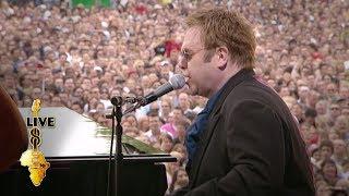 Elton John - Saturday Night's Alright For Fighting (Live 8 2005)