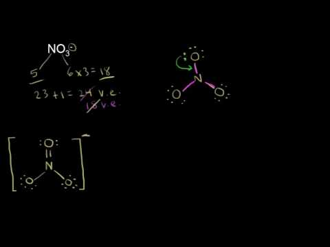 Resonance and dot structures | Chemical bonds | Chemistry | Khan Academy