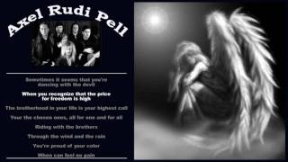 Axel Rudi Pell Forever Angel HD