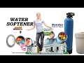 Automatic water softener for Residential home industrial use hyderabad India