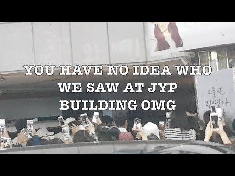 [VLOG] Korea Day 4 - BUSAN!!(seafood and seas) + NAYEON's BIRTHDAY at JYP building!!