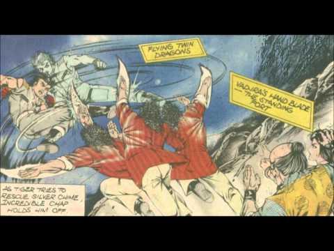 Oriental Heroes issue 43 Jademan comic
