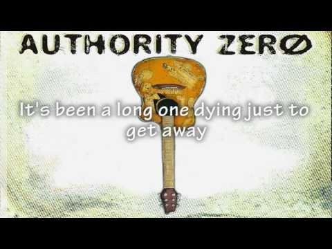 Authority Zero - Big Bad World (Live Acoustic ver.) (Lyrics)