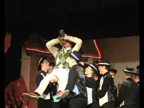 2008 BRA School Play; Hot Mikado (RJ)