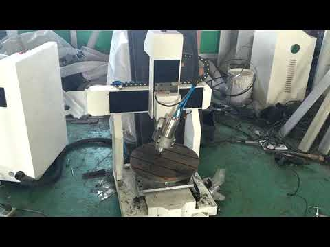 5 axis cnc router 360 degree