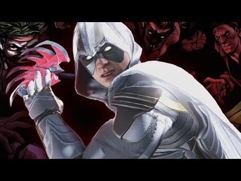 ROBIN W/ STAFF OF GRAYSON! Injustice 2 ONLINE Ranked Match! ( Robin GAMEPLAY AKA Damian Wayne )