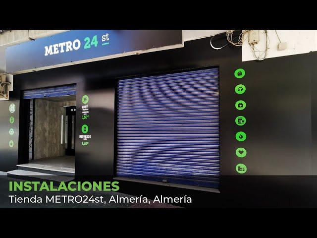 INSTALACIONES - Almeria
