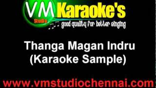Thanga Magan Indru (Karaoke Sample).mpg