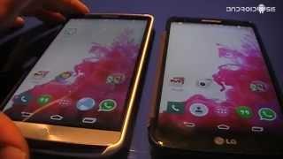 LG G2 VS LG® G3 (Prueba de rendimiento)