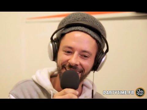Freestyle Balik Danakil at Party Time Reggae radio show - MARS 2017