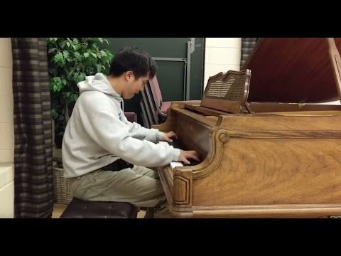 Autistic Musician Chi Ling