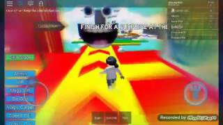 French Fry Ring Tone! Roblox McDonalds Obby com Jasmin