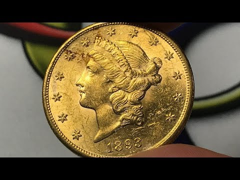 1893-S U.S. 20 Dollar Gold Coin • Values, Information, Mintage, History, And More