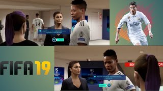 What will happen if Alex Hunter choose fame over family #FIFA19