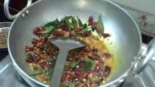Srirangam Radhu Puliyotharai Paste 2