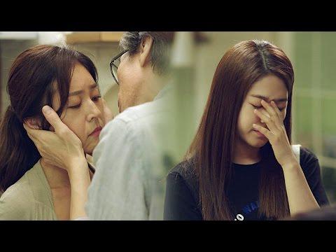 """(저기..) 엄마&NEW아빠 """"자기야는 바보~♡"""" 부끄러움은 우리 몫 청춘시대 10회"""