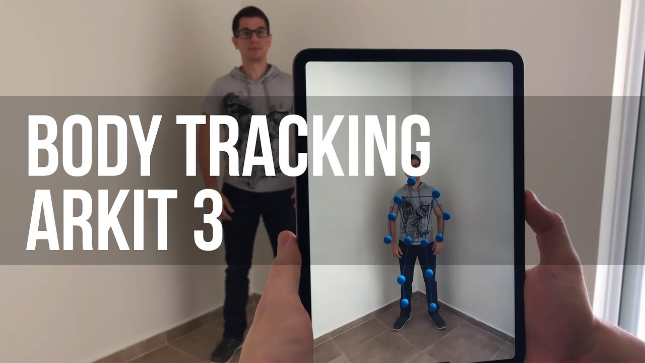 Body Tracking with ARKit on iOS (iPhone/iPad)   LightBuzz