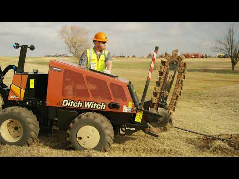 Ditch Witch® RotoWitch Safety Video