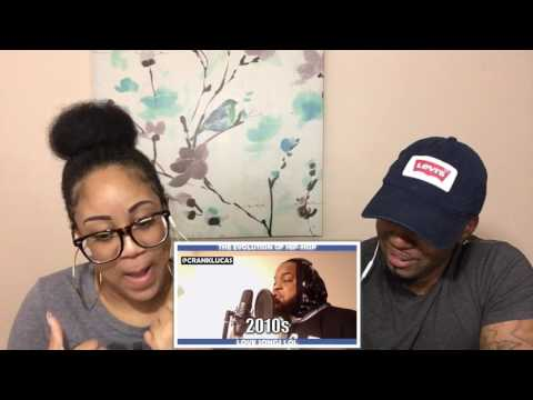 THE EVOLUTION OF HIP HOP LOVE SONGS REACTION