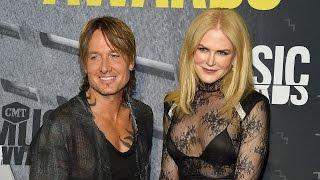 Nicole Kidman & Keith Urban Say Daughters Are 'Big Fans' of Hockey Tease 'Big Little Lies' Season…