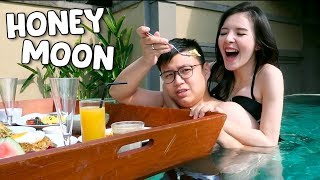 HONEYMOON VLOG ❤️