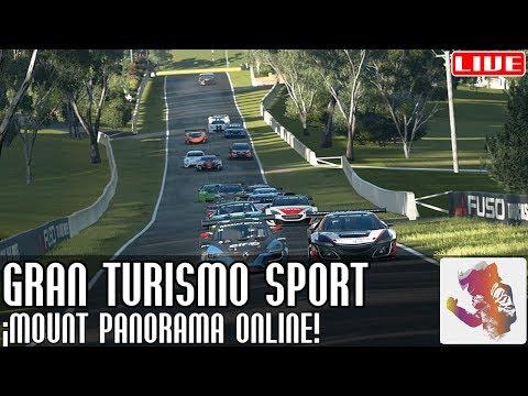 Gran Turismo Sport || ¡Mount Panorama online! || LIVE thumbnail