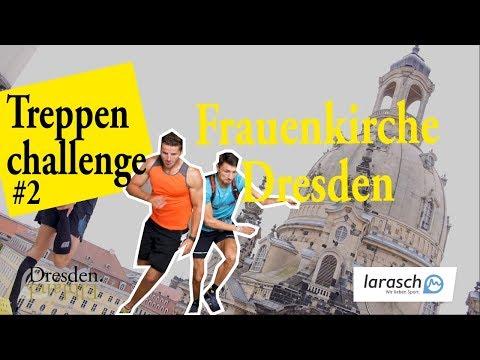 Dresden Elbland - Treppenchallenge // Frauenkirche Dresden