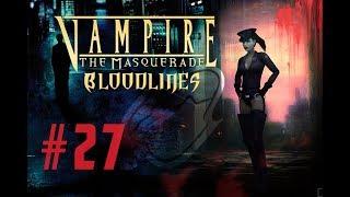 Прохождение Vampire: The Masquerade Bloodlines #27 Ночь в библиотеке