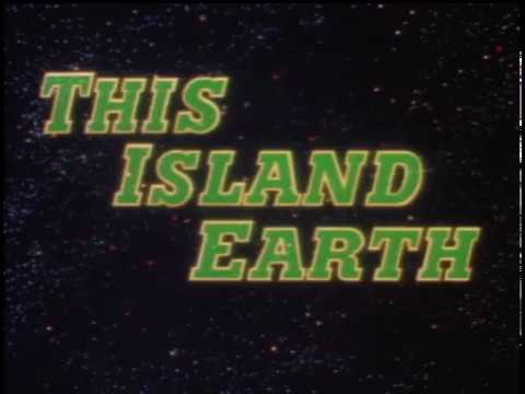 This Island Earth - Theatrical Trailer