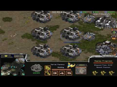 Korea[GM]  vs  Ever)T(SanDaRa [Fish Server]