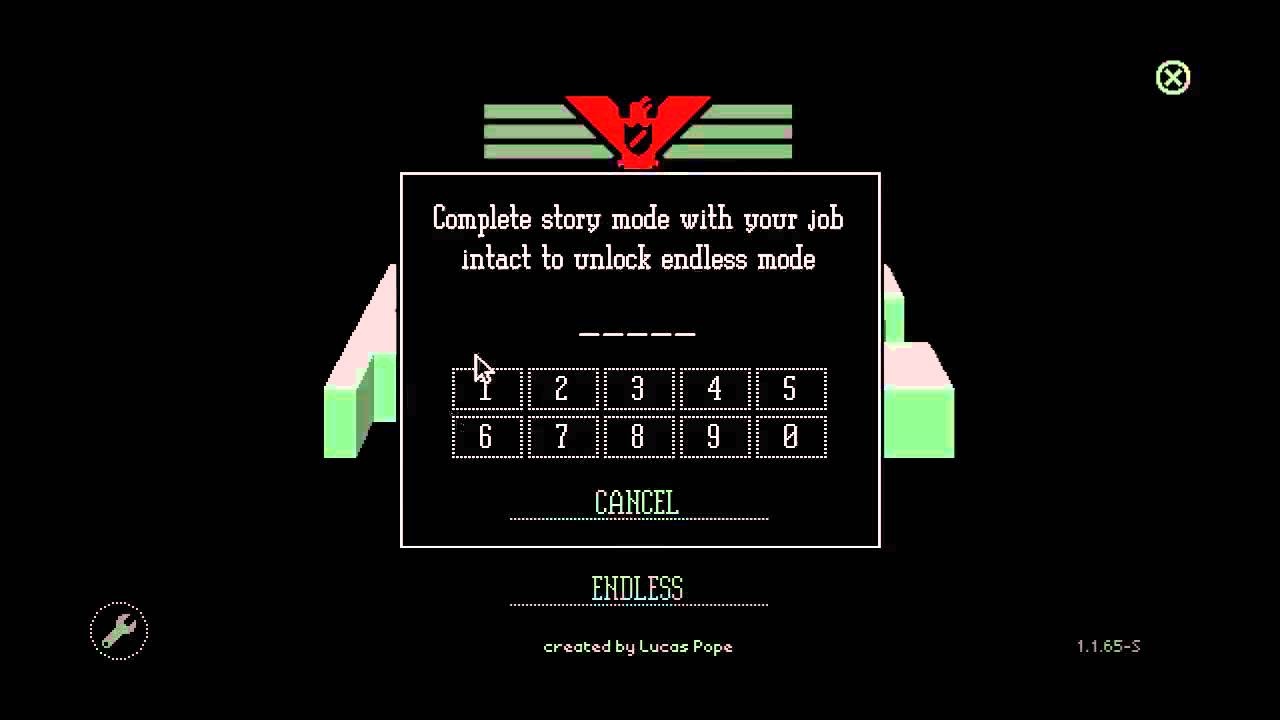 Papers, Please Endless Code - YouTube