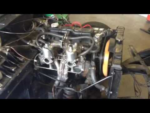 1973 triumph spitfire 1300 cc engine running for sale at 1r
