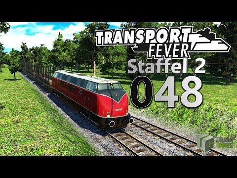Unser Dieselross 🚆 ► [S2 048] ► Let's Play Transport Fever German