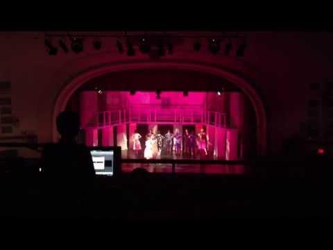 Buenos Aires- Stepinac HIgh School's Evita