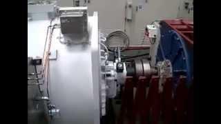 Взрывозащищённый электродвигатель ATEX 1400 кВт 3000 оборотов