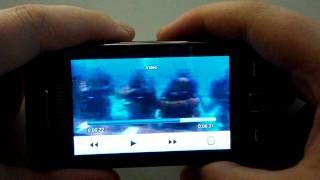 Обзор Samsung S5230 - просмотр YouTube видео(Тестирование режима просмотра ю-тубе видео на samsung s5230., 2009-12-03T15:00:35.000Z)