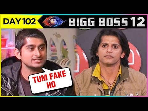 Deepak SLAMS Karanvir Bohra For Being FAKE And Diplomatic | Bigg Boss 12 Episode 102 Update