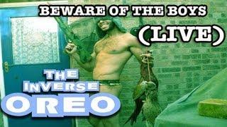 Beware of the Boys - The Inverse Oreo (Jay Z Feat. Punjabi MC Cover) LIVE