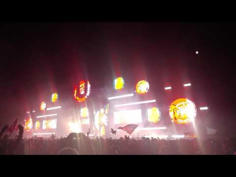 David Guetta UMF Ultra Music Festival Europe 2016