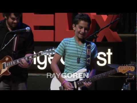 When it Comes to Music, its All About the Feel : Ray Goren at TEDxOrangeCoast